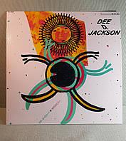 CD диск Dee D. Jackson - Thunder & Lightning