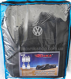 Авточехлы Volkswagen Caddy III 2004-2010 Nika