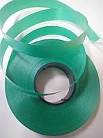 Лента полипропиленовая зелёная