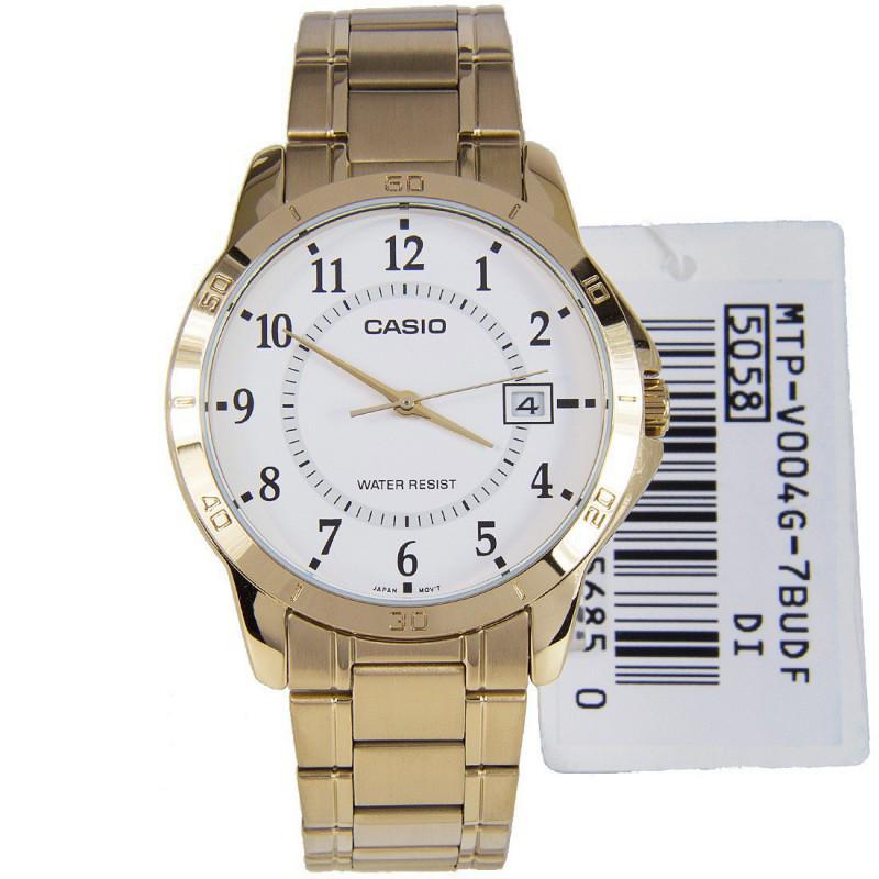 Часы Casio MTP-V004G-7BUDF (мод.№5058)