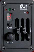 Электроакустическая гитара CORT SFX-E (3TSS), фото 3