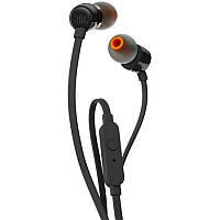 Навушники JBL T110 T110BLK Чорний