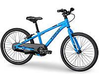 "Велосипед Trek Precaliber 20"" SS Boys blu 2017"