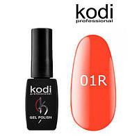 Гель лак Kodi 01R, 8 мл