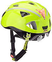 Alpina Ximo Flash - детский шлем - видимый со светоотражателями