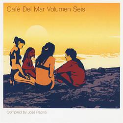 CD-диск Various Artists - Cafe Del Mar (Volumen Seis)