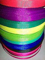 Лента репсовая 7 мм МИКС (11 цветов)
