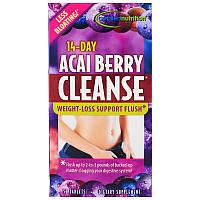 Applied Nutrition, 14-дневный курс очистки с ягодами акаи, 56 таблеток
