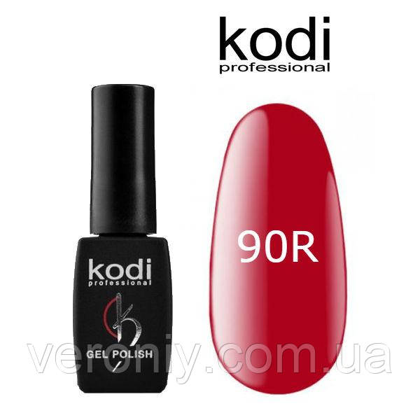 Гель лак Kodi 90R, 8 мл
