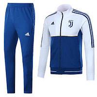 Спортивный костюм Ювентус 17-18 (синий)