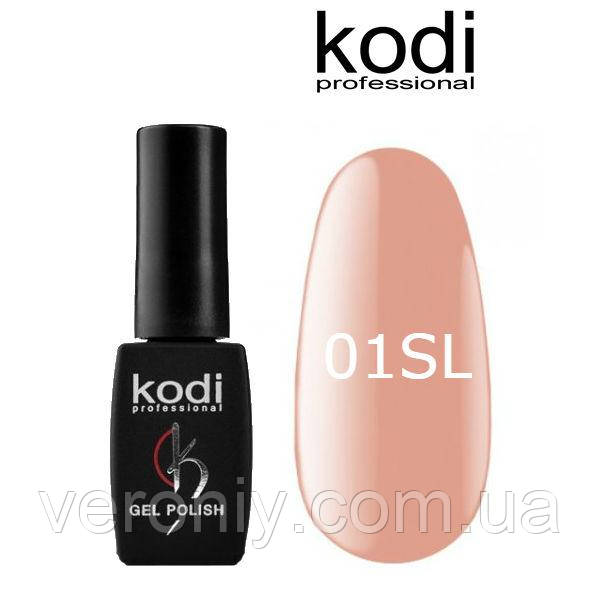 Гель лак Kodi 01SL, 8 мл