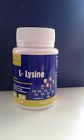 L-лизин при герпесе, диабете, ОРВИ для иммунитета