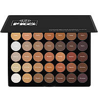Палитра теней от BH Cosmetics Studio Pro Ultimate Neutrals - 42 Color Shadow Palette