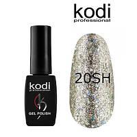 Гель лак Kodi 20SH, 8 мл