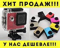 Экшен КАМЕРА SJ8000 WiFi видео на СУШЕ и под ВОДОЙ
