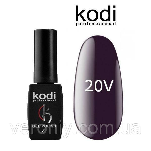 Гель лак Kodi 20V, 8 мл