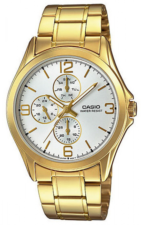 Часы Casio MTP-V301G-7AUDF (мод.№5224)