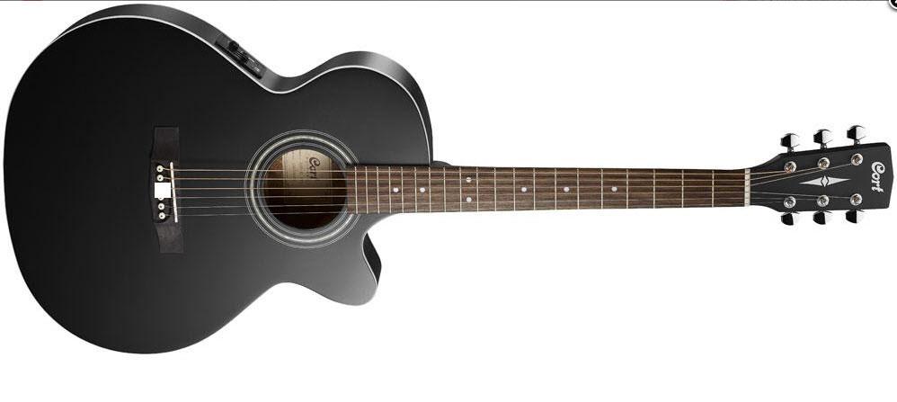 Электроакустическая гитара CORT SFX-ME (BKS)