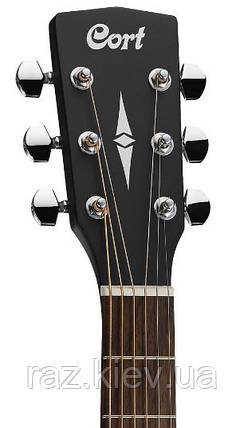Электроакустическая гитара CORT SFX-ME (BKS), фото 2