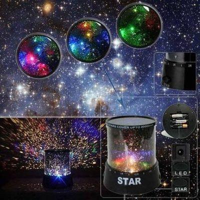 Проектор зоряного неба STAR MASTER + USB шнур з адаптером