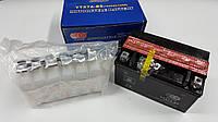 Аккумулятор 12V/7А OUTDO сухозаряженный с электролитом