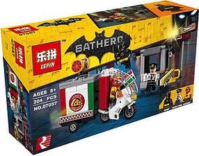 Конструктор Lepin 07057 Бэтмен Специальная доставка от Пугала (аналог The Lego Batman Movie 70910)