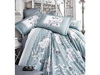 Комплект постельного белья  Clasy сатин размер евро Kenzo-v2