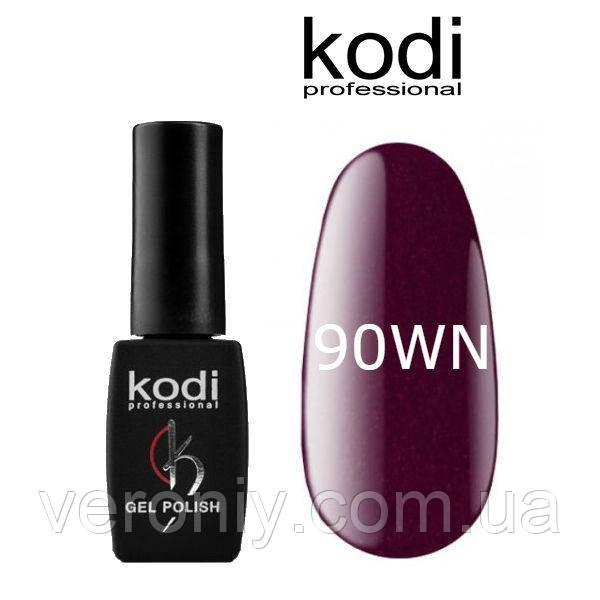 Гель лак Kodi 90WN, 8 мл