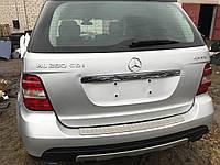 Крышка багажника ляда Mercedes w164 ML-class
