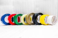 Упаковочный скотч Цветной акрил 40 мкм*48 мм*50 ярд (ширина*длина)