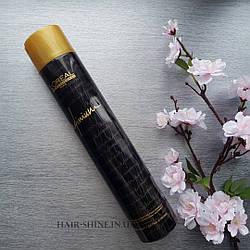 Лак для волос сильной фиксации-L'Oreal Professionnel Infinium Fort Strong Hairspray 500ml