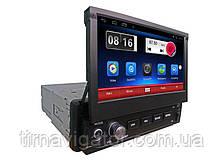 "Автомагнитола 1DIN Terra GB707 - GPS, 1GB, 16GB, RK3188 LCD 7"" Android 6"