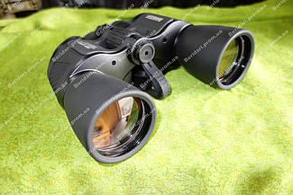 Бинокль полевой универсальный  диоптрийная коррекция на окуляре Baigish 10x50 WA