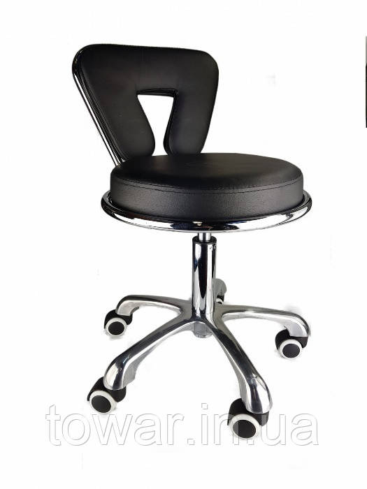 Косметический стул со спинкой CALISSIMO CL-06