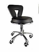 Косметический стул со спинкой CALISSIMO CL-06, фото 1