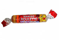 Желейные конфеты Haribo Roulette 25 г. (Германия).