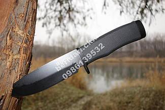 Тактический нож с упором Buck  ,резиновая рукоять  +кордуровые ножны