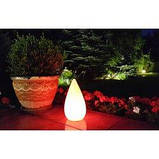Вулична LED лампа ОКРУГЛА 22x28 см, WHITE, фото 5