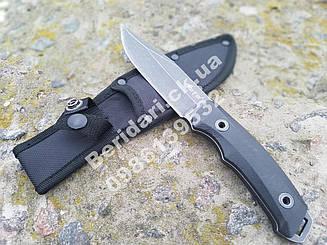 Нож  миллитари цельный клинок ,толстый обух ,прочный и надежный