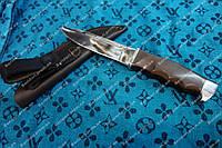 Нож нескладной для охоты и рыбалки ,мощный клинок 3.8 мм из 440С стали
