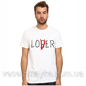 Футболка Loser Lover