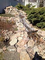 Проектирование и строительство декоративных ручьев, фонтанов