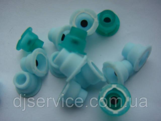 Резиновые ремкомплекты 1шт под клавиши CASIO CTK-50 , CTK-220L , CTK-330, CTK-401, CTK-450, CTK-480, CTK-485