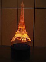 Эйфелева башня Съемная пластина