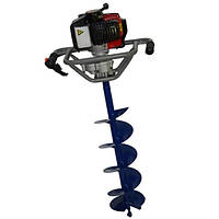 Forte GD-617 мотобур + бур 20 см или 15 см