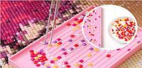 Инструкция по выкладыванию алмазной мозаики