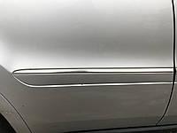 Молдинг двери задний правый Mercedes w164 ML-class