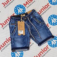 Детские джинсовые бриджи для мальчиков оптом GRACE. ВЕНГРИЯ, фото 1