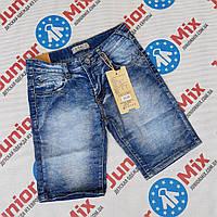 Подростковые камуфляжные джинсовые бриджи для мальчиков оптом GRACE, фото 1
