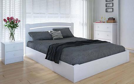 Деревянная кровать Грин с механизмом 90х190 см ТМ Meblikoff, фото 2